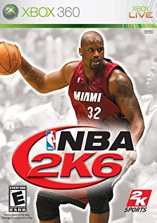 NBA 2K6 XBOX360 ISO Download