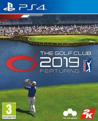 The Golf Club 2019 PS4-DUPLEX