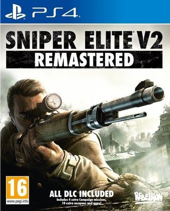 Sniper Elite V2 Remastered PS4-DUPLEX PKG