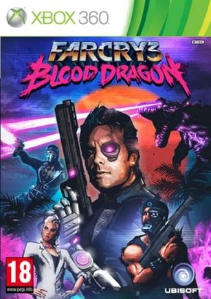 Far Cry 3 Blood Dragon XBOX360-COMPLEX ISO