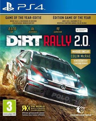 DiRT Rally 2.0 PS4-DUPLEX PKG