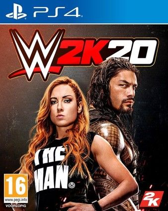 WWE 2K20 PS4-DUPLEX Download