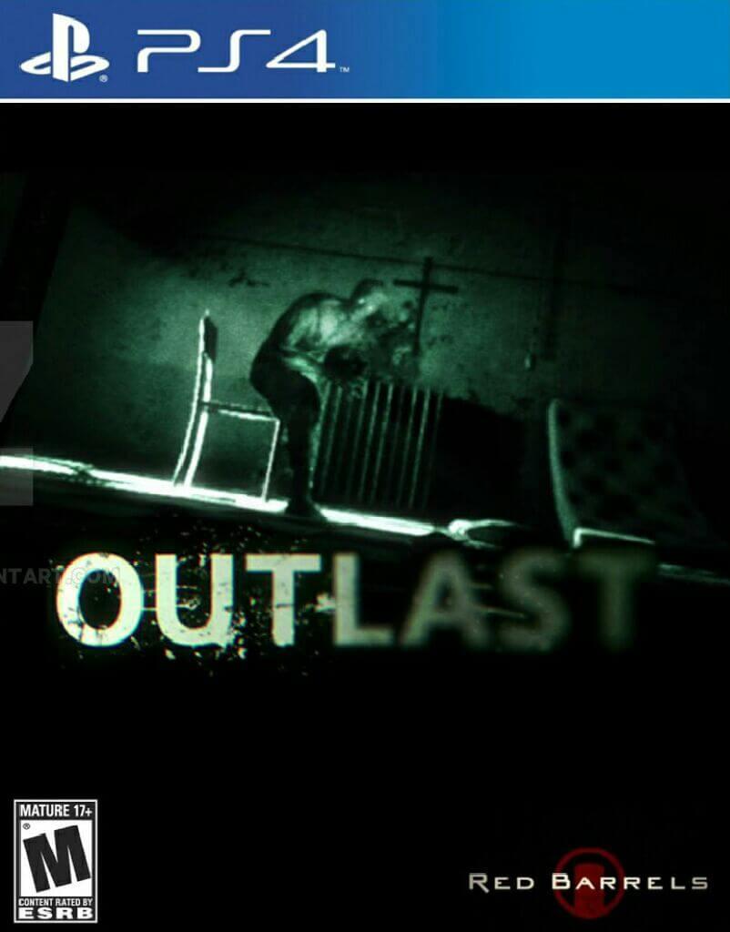 Outlast PS4 PKG Download