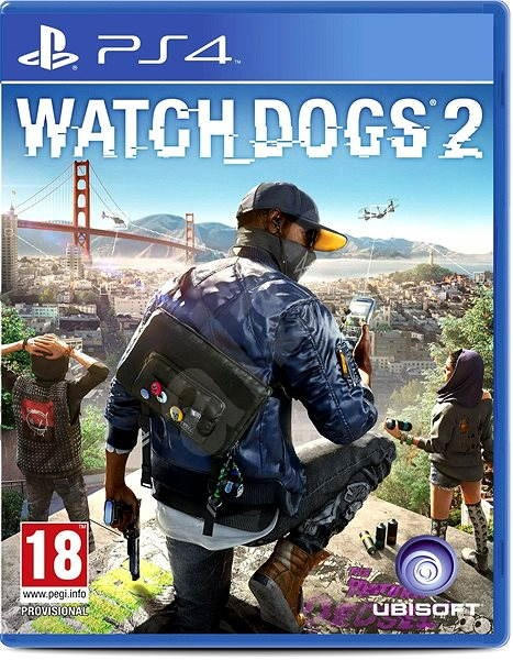 Watch Dogs 2 Gold Edition PS4 PKG