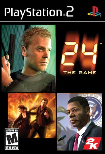 24 The Game PS2 ISO Download