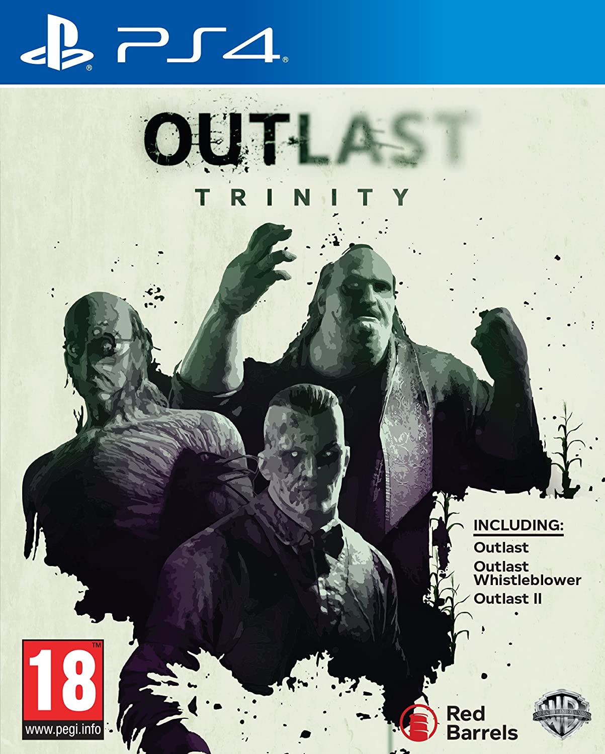 Outlast 2 PS4 PKG Download
