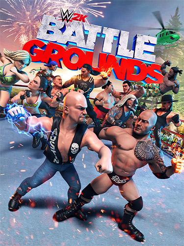 WWE 2K Battlegrounds v1.0.3.0 Build 608-66 Repack