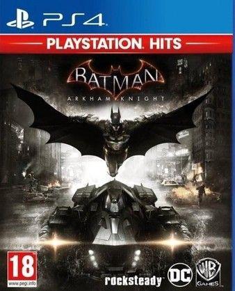 Batman Arkham Knight PS4 PKG Download