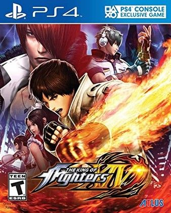 The King of Fighters XIV PS4 PKG Download