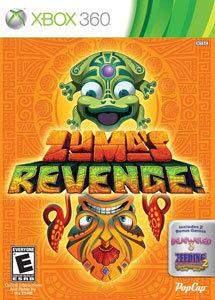 Zumas Revenge XBOX360 ISO