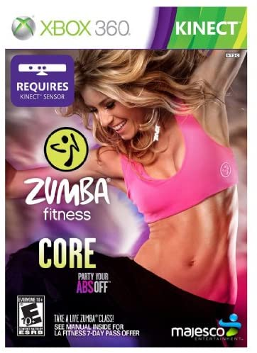 Zumba Fitness Core XBOX360 ISO Download