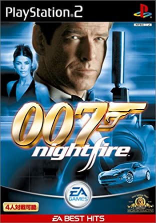 James Bond 007 Nightfire PS2 ISO Download