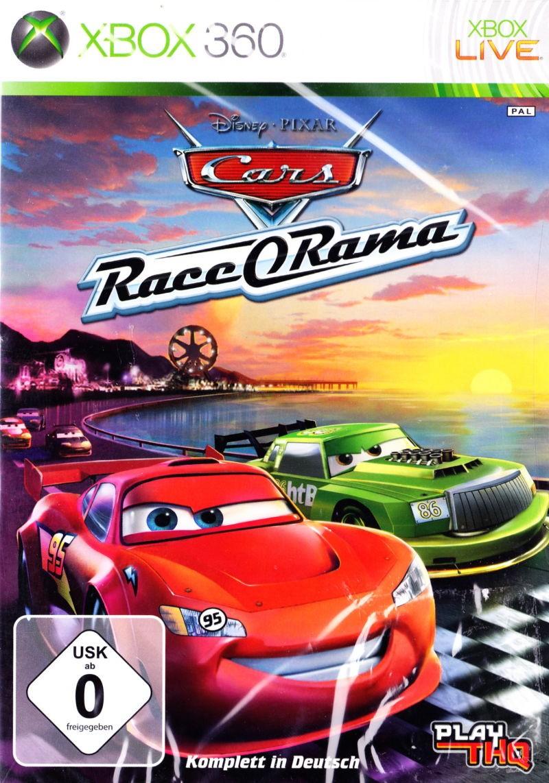 Cars Race-O-Rama XBOX360 ISO