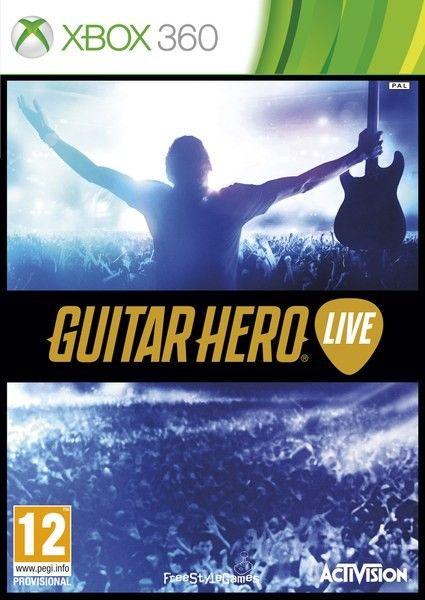 Guitar Hero Live XBOX360 ISO