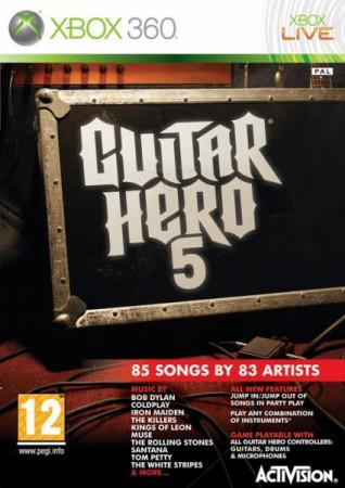 Guitar Hero 5 XBOX360 ISO