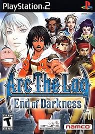 Arc the Lad - End of Darkness PS2 ISO