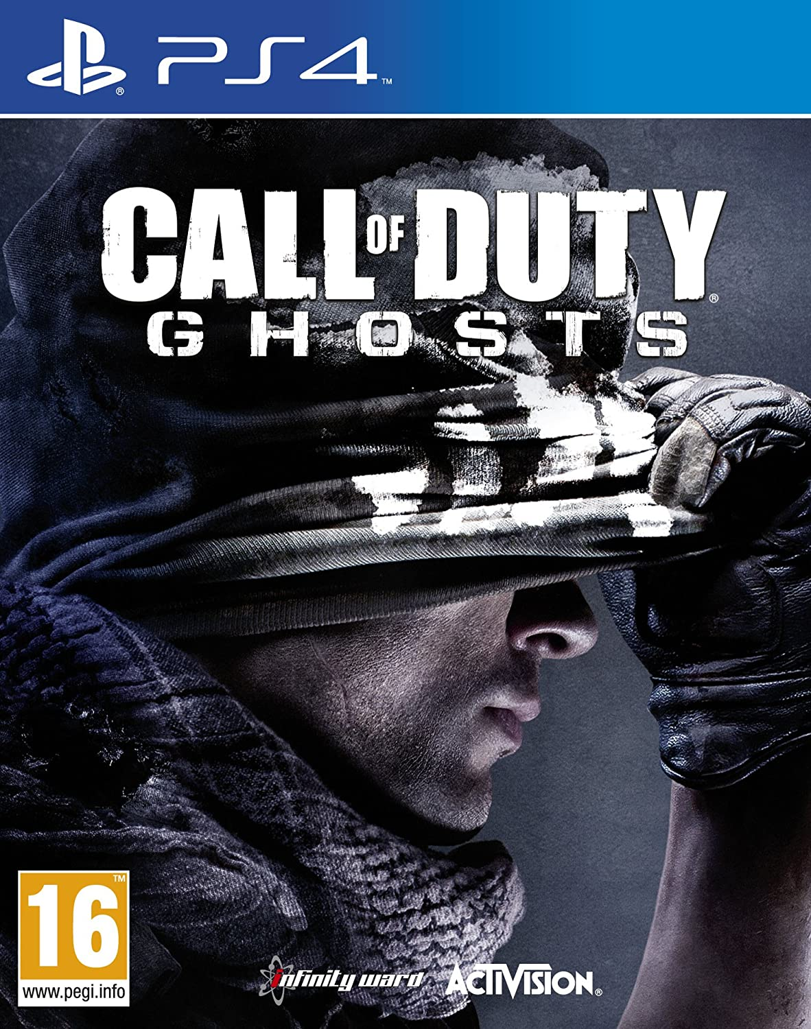 Call of Duty Ghosts PS4 PKG Download