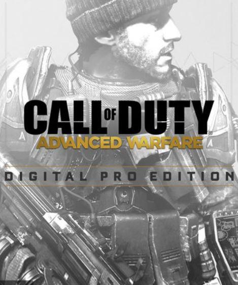 Call of Duty Advanced Warfare Digital Pro Edition