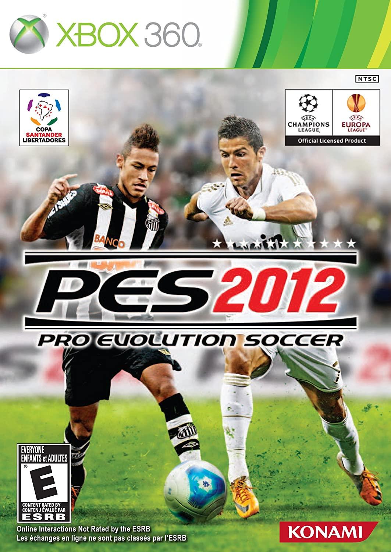 Pro Evolution Soccer 2012 XBOX 360 ISO