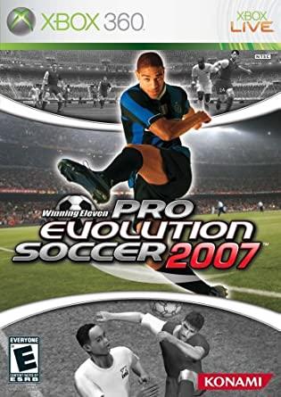 Pro Evolution Soccer 2007 XBOX 360 ISO
