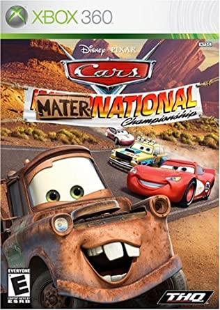 Cars Mater National Championship XBOX 360