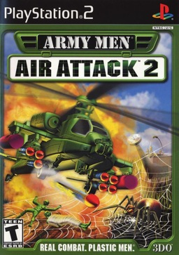 Army Men Air Attack 2 PS2 ISO Download [ 487 MB ] | PS2 Games Download Highly Compressed
