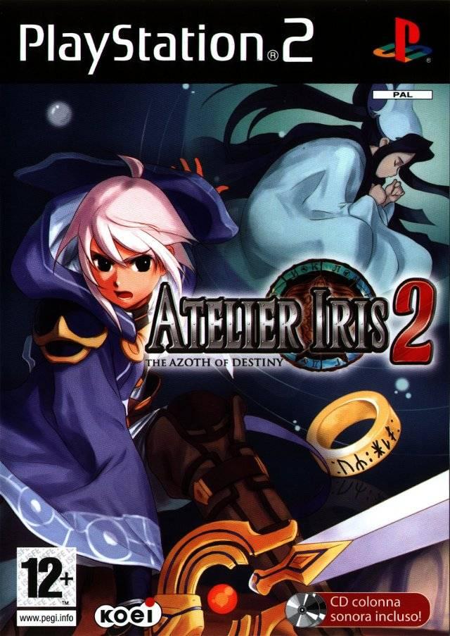 Atelier Iris 2 The Azoth of Destiny PS2