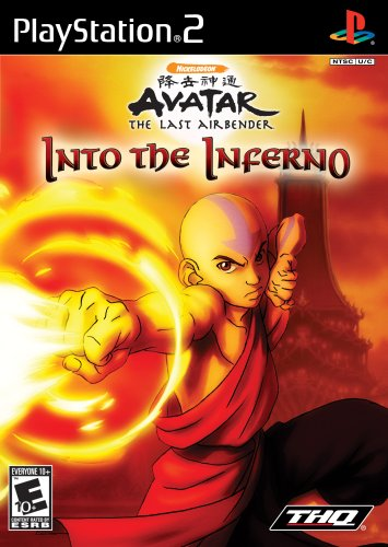 Avatar The Last Airbender Into the Inferno PS2 ISO Download
