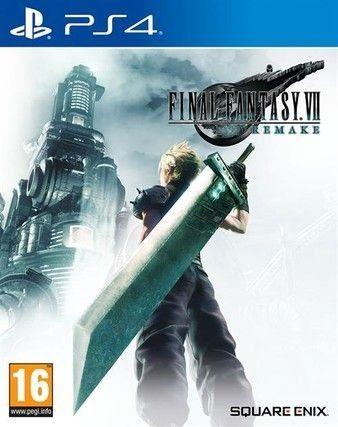 Final Fantasy VII Remake PS4 PKG Repack Download