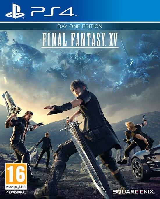 Final Fantasy XV PS4 PKG Repack