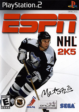 ESPN NHL 2K5 PS2 ISO
