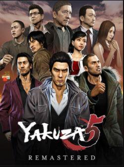 Yakuza 5 Remastered Repack Download [13.1 GB] | CODEX ISO | Fitgirl Repacks