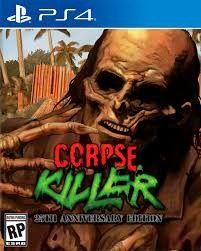 Corpse Killer 25th Anniversary Edition PS4