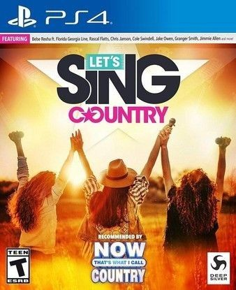 Lets Sing Country PS4 PKG Repack Download