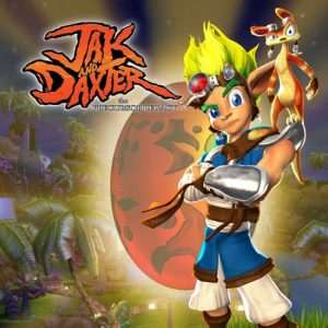 Jak and Daxter The Precursor Legacy PS4
