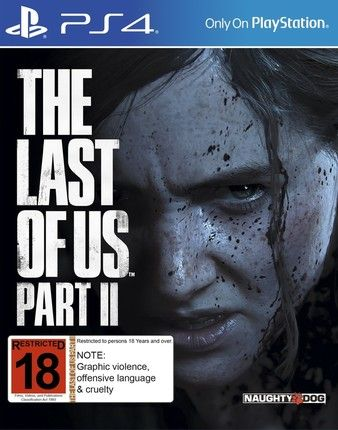 The Last of Us Part II PS4 PKG