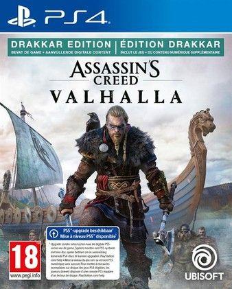 Assassins Creed Valhalla PS4 PKG Repack Download