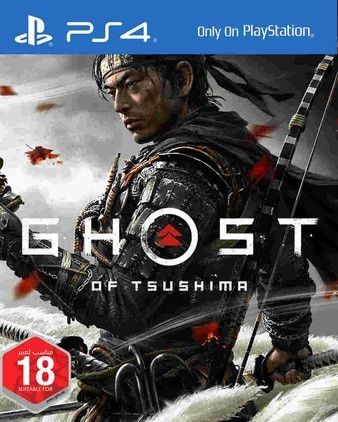 Ghost of Tsushima PS4 PKG