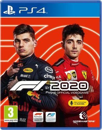 F1 2020 PS4 PKG Repack Download [41.98 GB] + Update v1.12 | DUPLEX | PS4 Games Download PKG