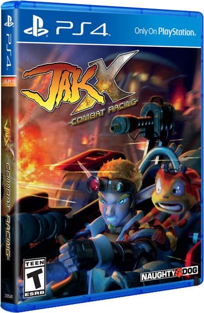 Jak X Combat Racing PS4 PKG