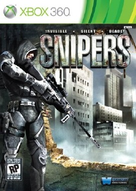 Snipers XBOX 360 ISO Download [8.1 GB] [Region Free] | XBOX 360 ISO Games Highly Compressed