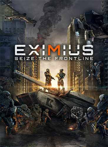 Eximius Seize the Frontline v1.0.2 Repack Download [10 GB] | SKIDROW ISO | Fitgirl Repacks
