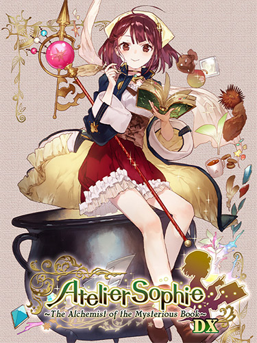 Atelier Sophie: The Alchemist of the Mysterious Book DX Fitgirl Repack Download