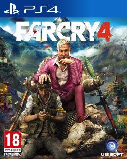 Far Cry 4 PS4 PKG Repack Download [25.86 GB] + Update v1.07 | PS4 Games Download PKG