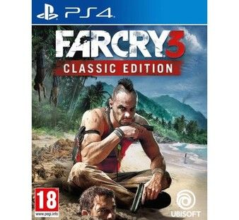 Far Cry 3 Classic Edition PS4 PKG Repack Download [7.42 GB] + Update v1.02 | PS4 Games Download PKG