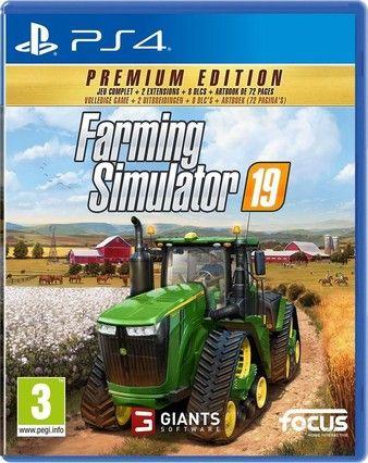 Farming Simulator 19 PS4 PKG Repack Download [8.5GB] + Update v1.16 +DLC   PS4 Games Download PKG