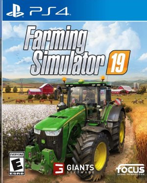 Farming Simulator 19 PS4 PKG Repack Download [8.5GB] + Update v1.16 + 14 DLC | PS4 Games Download PKG
