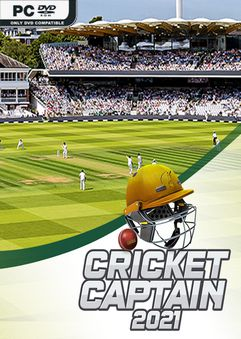 Cricket Captain 2021-UNLEASHED Repack Download [200 MB]