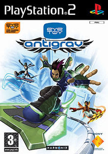 EyeToy - Antigrav PS2 ISO Download [968 MB]   PS2 Games Download Highly Compressed