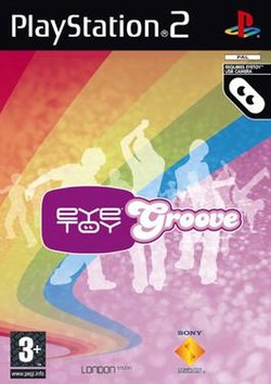 EyeToy - Groove PS2 ISO Download [1.2 GB]   PS2 Games Download Highly Compressed